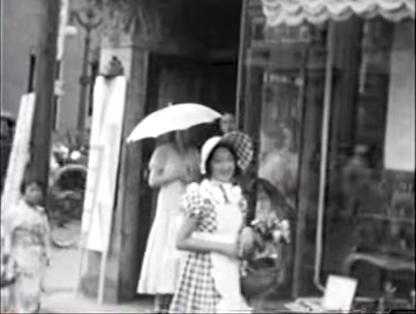 約85年前】銀座を歩くキャンペーンガールたちの正体は? - いまトピ