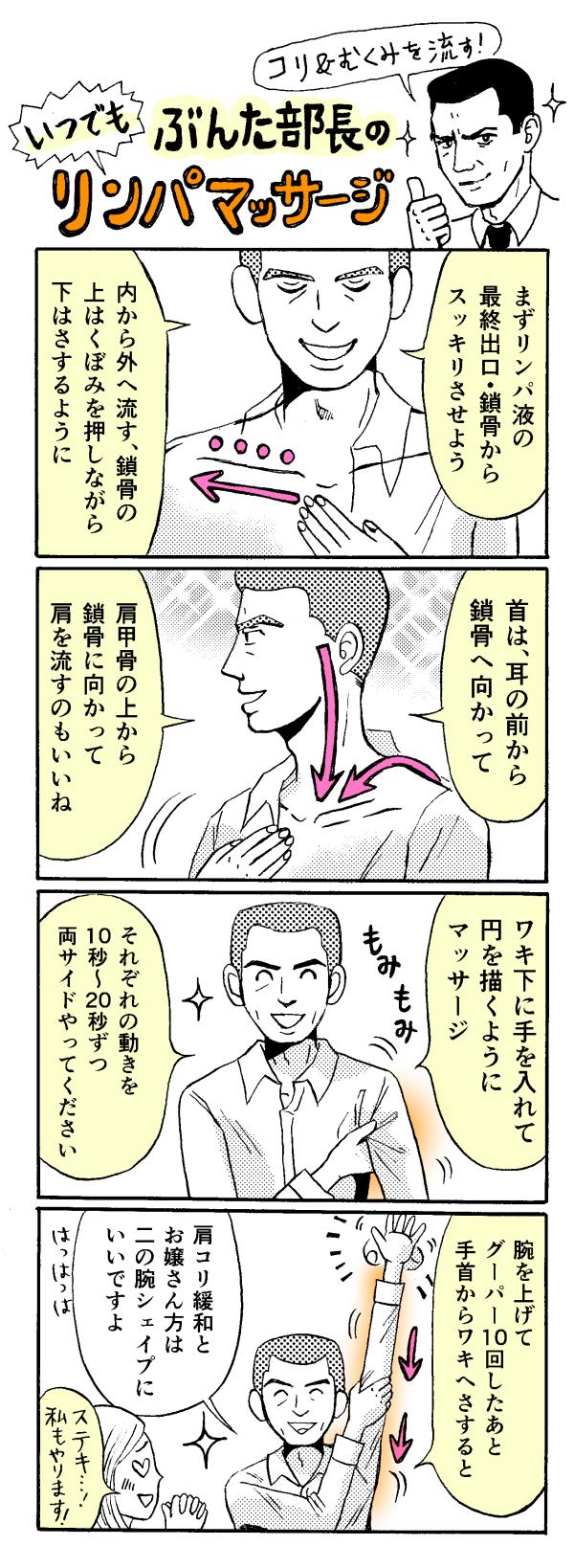 下 痛い 押す と リンパ 耳 の