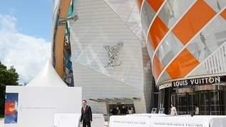 奇才!!! フランク・ゲーリーの建築が見たくって、フォンダシオン・ルイ・ヴィトンに行ってきた!!