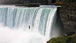 世界三大瀑布を見たくって、ナイアガラの滝に行ってきた!!!