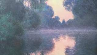 【最高の癒し】モネの美しい絵画に惚れる『印象派、記憶への旅』