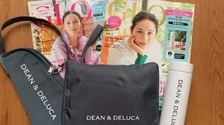 「色選びきれず大人買い!」「DEAN&DELUCAのステンレスボトルが無事に買えた!」「お買い物バッグ大きくて使いやすそう」グローの付録が入手困難(1/6)