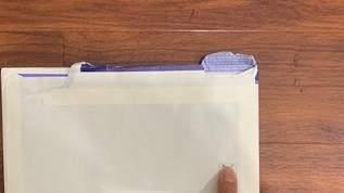 「ワイもこうなる人」「道具使ったらきれいに開けれるのはあたりまえやん」封筒を綺麗に開けられない人が多すぎ(1/2)