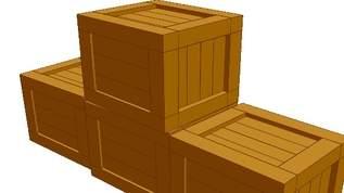 【セリア】「セリアの木箱は最強でした!」「リアルタッチマーカーとぼかしペンとティッシュでゴニョゴニョしてやるだけでめちゃくちゃ化けるのでオススメ」(1/2)
