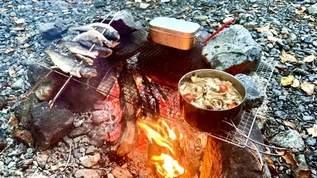 【キャンドゥ】「ソロキャンプで使いやすそう」「トランギアメスティンにシンデレラフィット」ミニ鉄板が大ヒット(1/2)