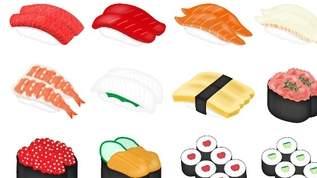 【キャンドゥやばい】「最高なおもちゃ」お寿司&食べ物&数字&アルファベット&ひらがなのフレークマグネットが遊べると爆売れ(1/2)