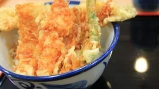 【羽田空港 限定グルメ】てんや「海宝天丼」を食べよう