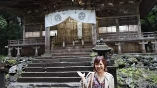 青龍が住まう神秘的な東北最大の霊場「十和田神社」