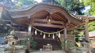 【浜松】古代から伝わる神聖な祭祀場「天白磐座遺跡」