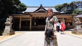祐気取りでイチオシ!猿田神社でパワーチャージ