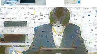 【画像】例の人工知能にさらに人間離れした絵を描いてもらってみた