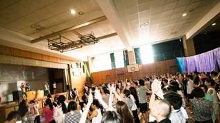 「ようかい体操」のまなこと踊って出社できるイベントがスゴイ!(連載第十二回)