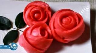 バレンタインに差が付く!美しすぎる薔薇のお菓子7選