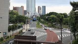ウォーキングと美術館!青山美術館通りを歩こう!!