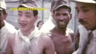 【貴重すぎ】終戦わずか数週間後の日本のカラー映像