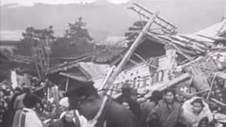 【関東大震災直後の鮮明映像も!】大戦中の日本がアメリカに丸裸にされていた