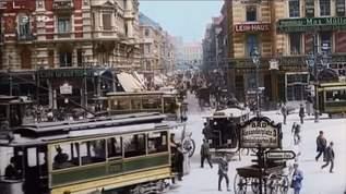 【驚がく】100年以上前のカラー映像がかなり衝撃的