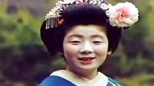 【カラーで見る70年前の京都】終戦翌年の街並や日常生活を捉えた貴重映像