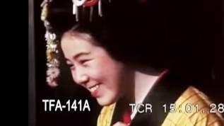 【約55年前】銀座キャバレーのネオン看板や街頭紙芝居の様子などを捉えた映像が面白い
