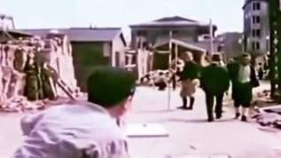 【戦後8ヵ月】神戸大空襲で破壊し尽くされた街並みが衝撃的