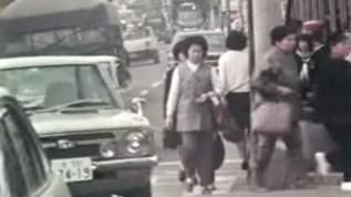 【昭和40年代の茨城】危険すぎる道路に対する住民たちの神対応が感動的!