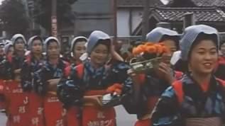 【本当に60年前?】超鮮明カラーで見る昭和31年の山形