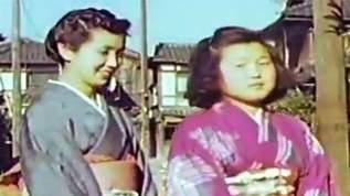 【昭和21年の京都】カラーで見る終戦翌年の京都の貴重な街並み映像