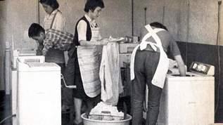 【とと姉ちゃん】洗濯機の商品試験は実際はどう取り上げられていたか?