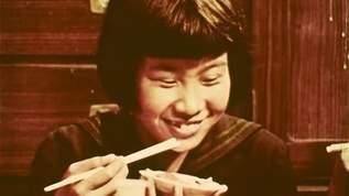 【昭和30年頃の日本】ほのぼの幸せそうな光景に心が癒やされるカラー映像