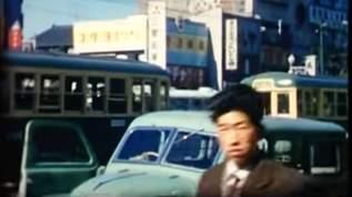 「ALWAYS 三丁目の夕日」の時代を散歩しているような気分になれる約60年前の映像