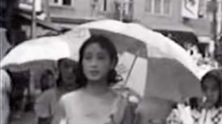 【約85年前】銀座を歩くキャンペーンガールたちの正体は?