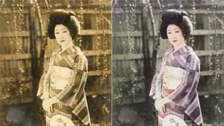 【約100年前】大正時代の写真や絵はがきをひたすらカラーにしてみた
