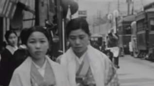 【被爆前の原爆ドームも】原爆投下10年前の広島を捉えた超貴重映像