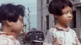 【カラーで見る昭和20年】終戦3週間後の東京と日本人の生活を捉えた貴重映像
