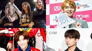 TWICE、NCT、JBJ、PENTAGON…韓国で活躍する10人の日本人たち