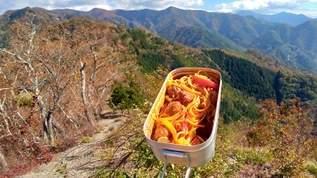【こっちの高尾山は紅葉の穴場】炎上でできた絶景!温泉&ワイン飲み放題も…甲州高尾山がスゴい