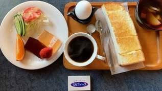 """老夫婦が営む「喫茶ミルフィーユ」の""""ちょっとずつが嬉しい""""モーニング(1/3)"""