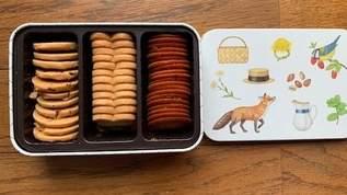 【お取り寄せ・おやつ】ちょっとだけ、特別な自分へのご褒美「ポモロジーのクッキー缶」(1/3)