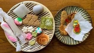甘いあまい宝箱「鶴岡駄菓子詰め合わせ」をお取り寄せ(1/3)