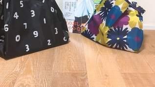 【売り切れ注意】「ラス1出会えたので買いましたー」「書店で見かけて即買い」「避けてとおれなかった」大人のおしゃれ手帖の付録はsousouのエコバッグ2個セット!(1/4)