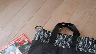 【この付録がスゴイ】「これがなかなかええやん」「良い買い物をした」スマート3月号の付録はエヴァ初号機の保温・保冷バッグ、ファンはぜひゲットして!(1/4)