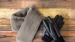 無印の「巻く毛布」が買えなかった人に朗報!cocaのティペットだってプチプラながらふわふわでハイクオリティ!「大量に発見」の声も(1/2)