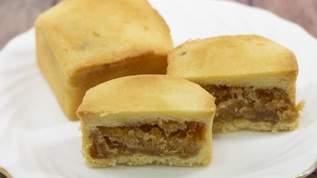 友達がマジギレ「そんな恥ずかしいものを国の外に持ち出すな」台湾のドンキみたいな店でパイナップルケーキ買って帰ろうとしたら…「山岡士郎かな?」「台湾にもいるんですね」と話題に(1/2)