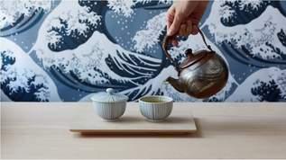抹茶のように茶筅で点てるラテ!?千駄ヶ谷と代官山に日本茶カフェ「八屋」がオープン