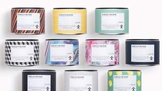 【おしゃれすぎる】自分だけのブレンド茶がつくれる煎茶堂東京の「日本茶ブレンド体験キット」が革命的