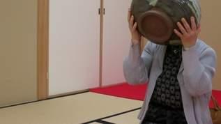 豪快すぎる!大茶碗で回し飲み…西大寺の「大茶盛式」に参加してきた