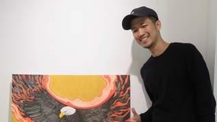 【Instagramフォロワー数10万超え!】君は世界が注目するアーティスト田村大を知っているか。