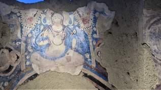 【アフガニスタンの文化遺産を後世に】スーパークローン文化財で甦った《青の弥勒》