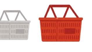 「レジ袋が不要な人」と「レジ袋を購入する人」で店内用のカゴを分ける店が登場!→ネット民「頭イイ」「ナイスアイデア」