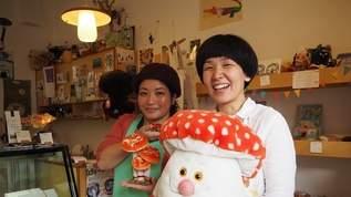 """1000個もの""""きのこコレクション""""があるドイツ菓子店「フラウピルツ」がスゴかった!"""